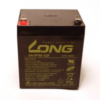 Long 12V 5Ah Lead Acid Battery