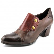 Everybody By BZ Moda Women's 'Gaia' Synthetic  Dark Brown