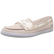 Lacoste Ziane Deck Women Boat Shoes