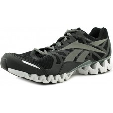 REEBOK Men's ZigTech 3.0Ex Black Grey