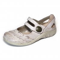 Remonte Women's Slip-on Shoe Grey