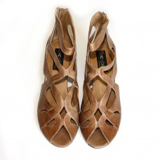 Everybody Women's Nastire Dress Sandal Grappa Sand