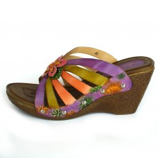 Infinity women's sandals LILAC