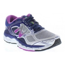 New Balance W860WP6 - White,Purple