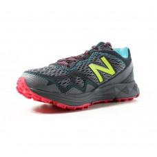 New Balance Womens Grey/Pink Cross Training Shoes